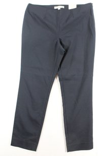Larry Levine Capris Cotton-blends Cropped Pants