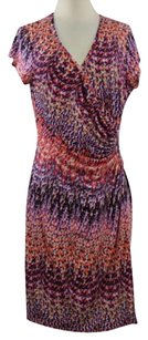 Laundry by Shelli Segal Design Womens Dress