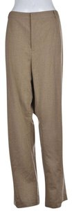Lauren Ralph Lauren Womens Plus Light 20w Trousers Wool Pants
