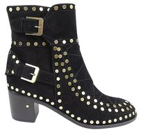 Laurence Dacade Ankle Black Boots