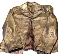 Leather by Michael Lawrence Jacket