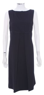 Les Copains Nwt A-line Sleeveless Classic Italian Dress