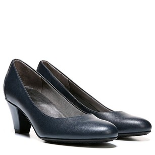 LifeStride Navy Blue Pumps