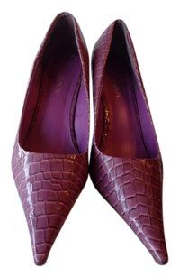 Liliana Purple/Fushia Pumps