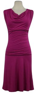 Lilla P Womens Sheath Dress