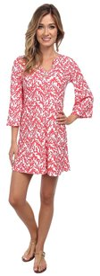 Lilly Pulitzer 2015 New Style! Lilly Pulitzer Island Coral Treasure Valetta Terry Cover-up Dress