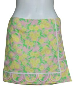 Lilly Pulitzer Womens Skirt Pink