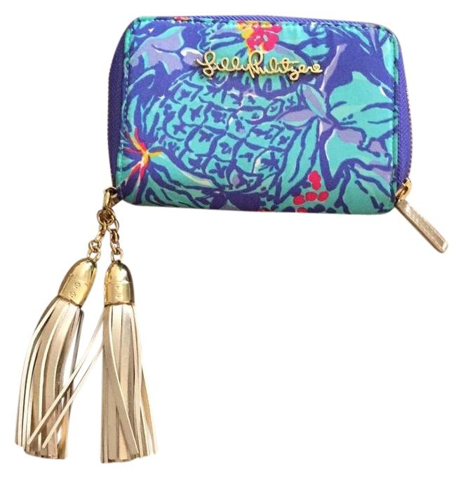 Lilly Pulitzer Small Wallet With Tassels ...