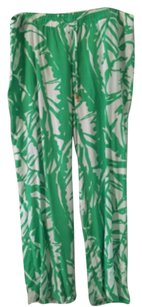 Lilly Pulitzer for Target Boom Boom Wide Leg Pants green