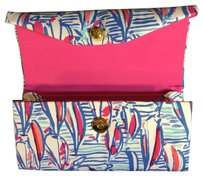 Lilly Pulitzer Glasses Case Red Right Return Sunglasses Case