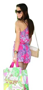 Lilly Pulitzer Shorts Summer Beach Dress