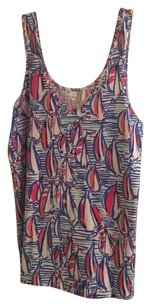 Lilly Pulitzer Tabbie Top multi