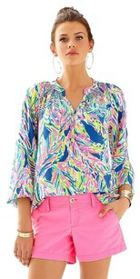 Lilly Pulitzer Top Palm Reader