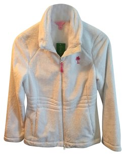Lilly Pulitzer White Jacket