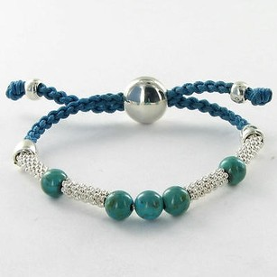 Links of London Links Of London 5010.2062 Bracelet Effervescence Turquoise 925