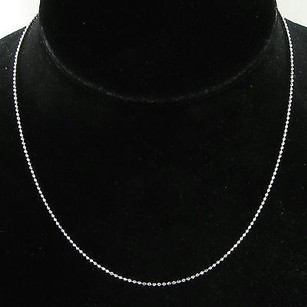 Links of London Links Of London 5022.0747 Necklace Diamond Cut Ball Chain 45cm 925