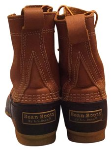 L.L.Bean Men's Ll Bean Tan/Brown Boots