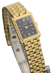 Longines Longines Flagship Gold Plated Ladies Luxury 1990s Dress Watch Rx113