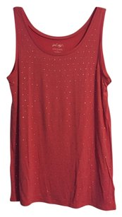 Lord & Taylor Top Coral