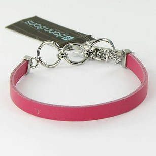 Lori Bonn Lori Bonn 412902pink Slide Bracelet Tickled Pink 8 Toggle