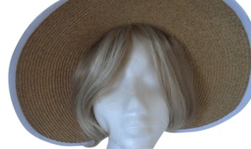 Lorilock's Brand new product: Lorilock's--hats with human hair sewn ...