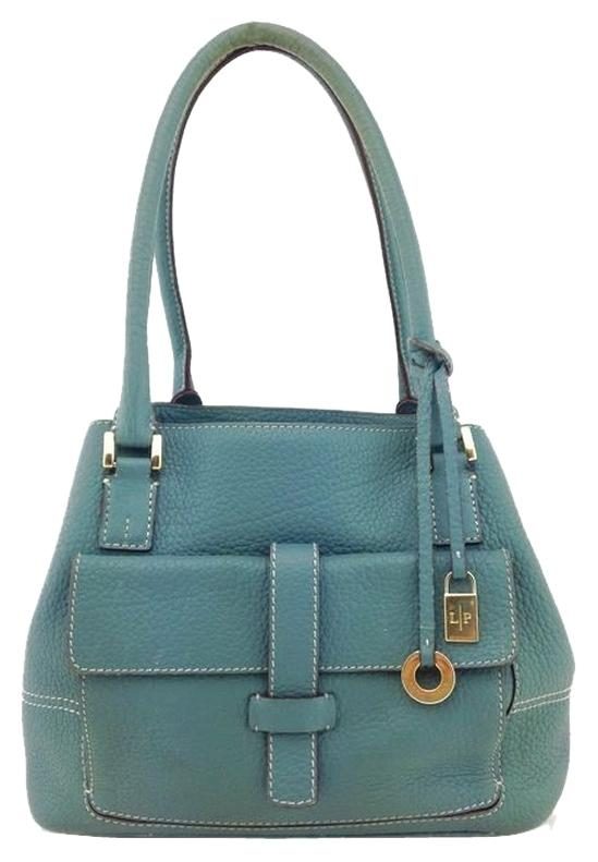 Loro Piana Pre-owned - LEATHER HAND BAG gePg8