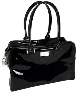 ON SALE!! HUGE DISCOUNT KRIS KARDASHIAN ORIGINAL LOUIS STEWART FOR LOUIS VUITTON Tote in BLACK With BLING LOCK