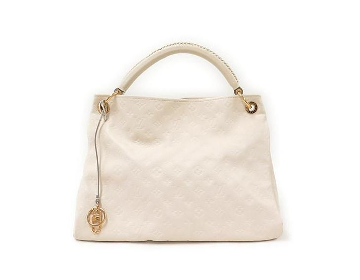 Louis Vuitton Empriente Artsy Mm In Neige Hobo Bag SgXEyawbn