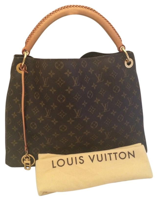 Сумка louis vuitton artsy mmblack