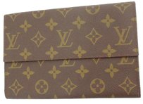 Louis Vuitton Authentic Louis Vuitton Vintage Monogram Passport Pochette