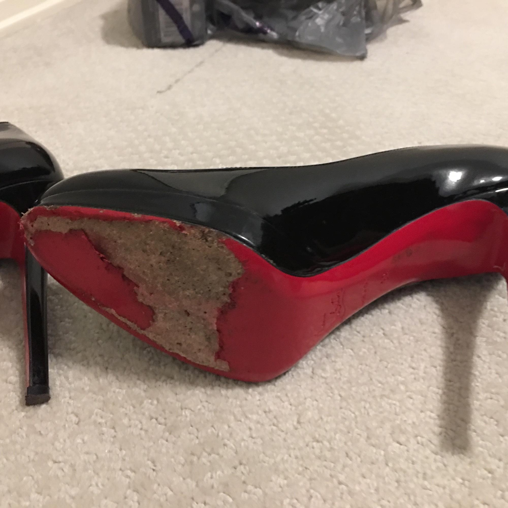 lv red bottoms
