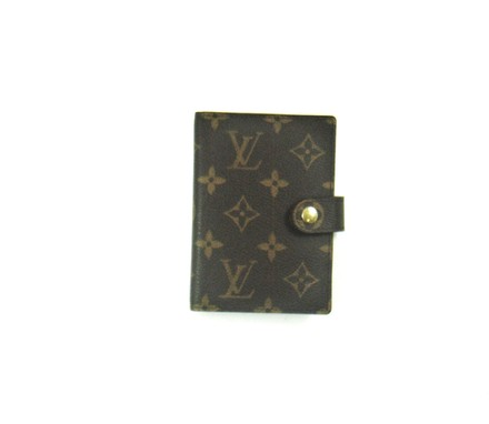 Preload https://item4.tradesy.com/images/louis-vuitton-brown-monogram-canvas-leather-mini-agenda-notebook-planner-cover-gold-stylus-23007183-0-0.jpg?width=440&height=440
