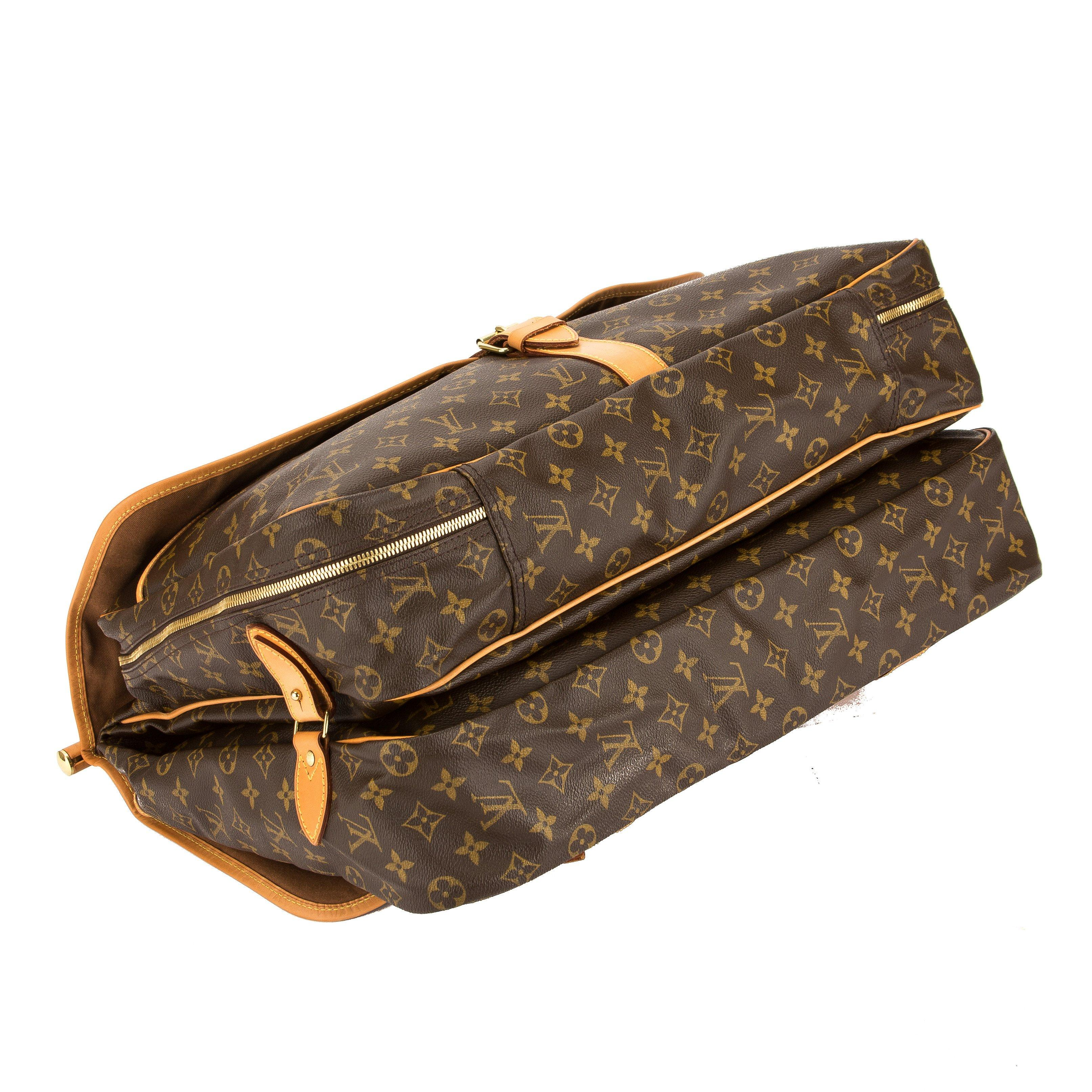 Luxury: Travel Bag From Louis Vuitton