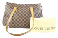Louis Vuitton Chelsea Damier Neverfull Special Order Luco Damier Tote