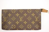 Louis Vuitton Cosmetic Clutch Pouch Toiletries Case LVAV211