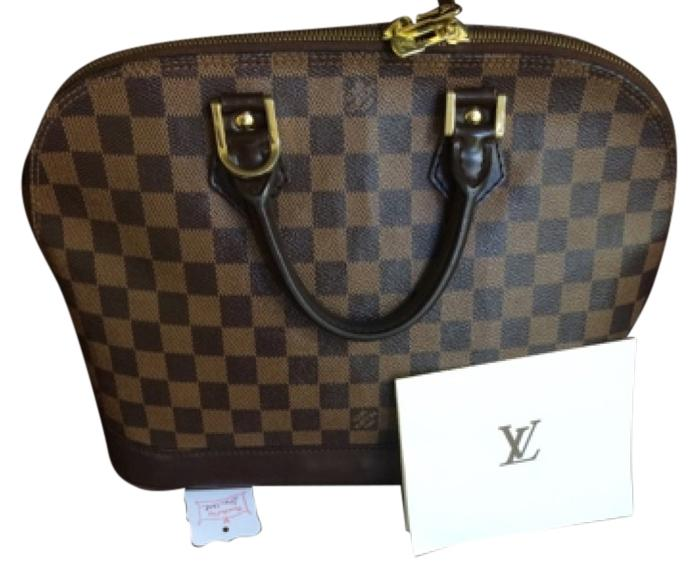 Сумка louis vuitton alma nomade
