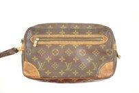 Louis Vuitton Dragonne Orsay Clutch Wristlet Cosmetic Case Compiegne LVAV113