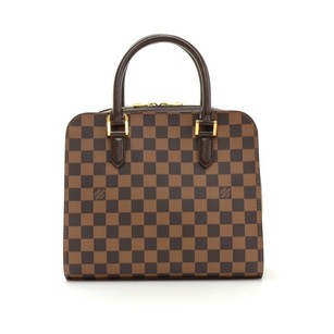 Louis Vuitton Ebene Damier Shoulder Bag