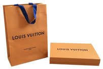 Louis Vuitton Gift Box & Bag