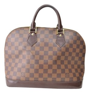Louis Vuitton Hand Browns Travel Bag