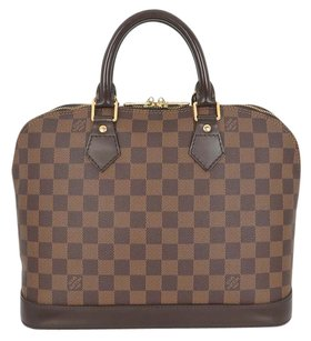 Louis Vuitton Leather Fl 2087 Hand Shoulder Bag
