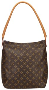 Louis Vuitton 8flvto023 Tote in Brown