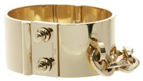 Louis Vuitton Louis Vuitton Gold-tone Lock Me Manchette Cuff Bracelet