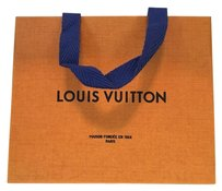 Louis Vuitton Louis Vuitton New Paper Shopping Bag Extra Small Size
