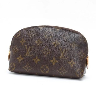 Louis Vuitton Louis Vuitton Poccette Monogram Cosmetic Pouch Bag