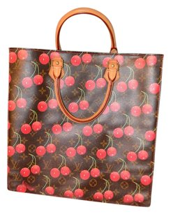 Louis Vuitton Lv Cherry New Murakami Tote in Monogram/Cherry