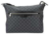Louis Vuitton Gray Messenger Bag