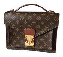 Louis Vuitton Monceau Cross Body Bag