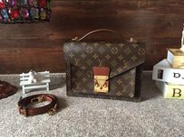 Louis Vuitton Monogram Monceau Vintage Cross Body Bag