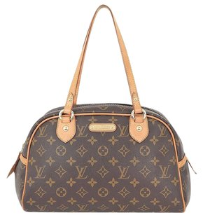 Louis Vuitton Monogram Montorgueil Pm Shoulder Bag